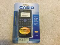 Casio fx - 85ES scientific calculator