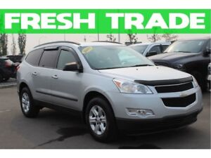 2011 Chevrolet Traverse LS AWD| Rem Start/Entry| Pwr Equip| Clim