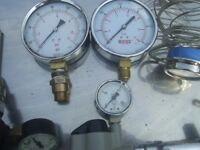 Job lot ideal for Steam Punk /lamp projects etc