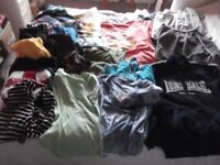 JOBLOT OF VARIOUS OF CLOTHES