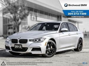 2013 BMW 3 Series 335i xDrive Navigation! M-Sport! Local Car!