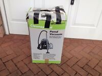 Cleanopond Pond Vac 1400. Used once.