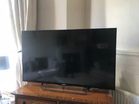 """Sony Bravia 43"""" smart 4K ultra hd Android tv"""