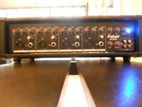 4 channel mixer amplifier