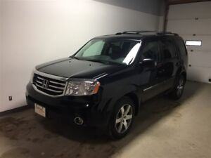 2014 Honda Pilot Touring - Remote start - DVD - Navi - Full load