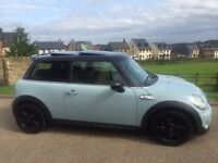 Mini Cooper 1.6 S London 2012 Panoramic sunroof 2 Owners FSH 12 Months MOT Good Condition