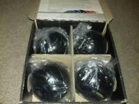 Henselite Tiger 2 ll size 3 bowls lawn indoor short mat