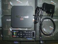 Pandora Android Box - 4k Ready Set Top Smart TV Box - No Kodi Build - Free Shipping