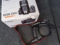 Canon EOS Digital SLR Camera 550D