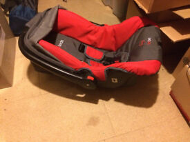 Phil & Ted bebe baby car seat