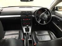 Audi a4 06 2.0 170bhp,Full year MOT ,Full leather seats