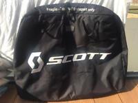 Scott Classic Bike Bag - Used Once