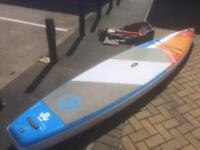 Imagine 12'6 Mission DLX Inflatable SUP Board 2015