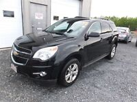 2012 Chevrolet Equinox 2LT! LEATHER! SUNROOF! LOADED!