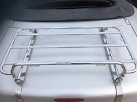 Mazda mx5 boot rack