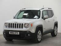 Jeep Renegade M-JET LIMITED (white) 2016-03-11