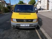 Mercedes Benz Vito double cabin