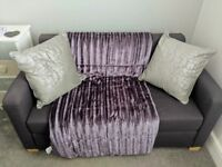 Aubergine Ikea Sofa Bed