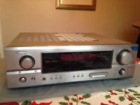 Denon AVR-1906 and Yamaha speakers,