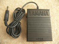 Yamaha FC5 / FC-5 Sustain Pedal / Foot Switch.
