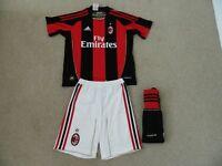 Children`s AC Milan kit