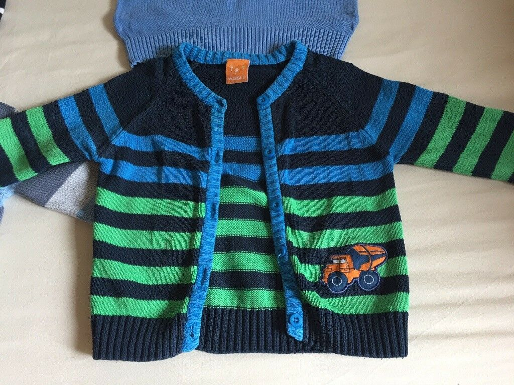 Baby boys clothes 12-18 mth