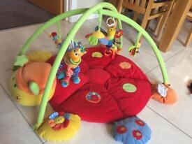 Mamas and papas baby gym