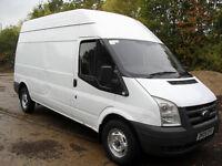 2009/09 Ford Transit T350 LWB Hi Top 2.4 Turbo Diesel **Call 07956-158103**