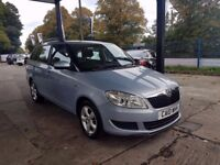 Skoda Fabia 1.6 TDI CR DPF SE 5dr ESTATE, WARRANTY, CARD PAYMENTS, CAR4YOU DRIVE AWAY TODAY