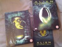 aliens box set