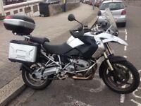 BMW R1200GS FSH