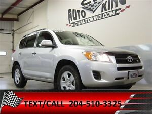 2010 Toyota RAV4 Local / No  Accidents / 1 Owner / All Wheel