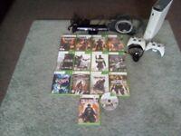 XBox 360 bundle with Kinect!
