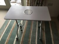 Salon Service Mobile Manicure Table