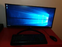 LG 29WL50S - 29 inch Ultrawide Monitor - HDR - like new condition