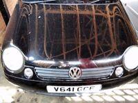 VW Lupo low milage