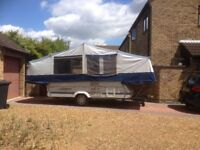 Pennine Sovereign Folding Camper