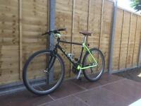 Marin bike for sale Schwalbe marathon plus puncture resist tyres