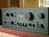 *Rare* SANSUI AU-717 Stereo Amplifier Massive 18Kgs