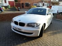 BMW 1 Series 2011 118D 2L DIESEL GOOD CONDITION, 1 year MOT, Reliable Car!