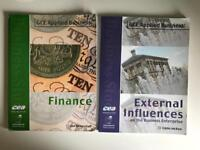 ALEVEL BUSINESS REVISION GUIDES