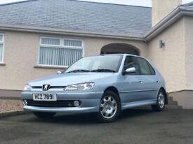 image for 2001 Peugeot 306 1.9 D L 5dr