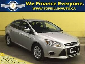 2014 Ford Focus SE, 1 OWNER, AUTOMATIC, 68 Kms