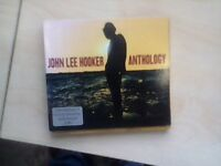 John Lee Hooker: Anthology. 3CDs