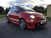For sale 2012 (61)Pasodoble red Fiat 500 Abarth