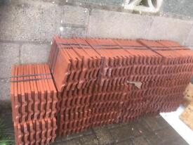 Redland Rosemary roof tiles | 17 new banded packs of 14 left over from recent job