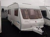 2013 Fleetwood Sonata Harmony 5 Berth Caravan - a Great Family Caravan
