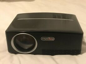 Simple Beam GP80 Projector - Excellent Condition