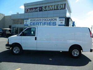 2015 Chevrolet Express 6.0 LITRE TRES RARE AVEC PORTE COULLISANT