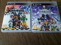 Ps3 games. Kingdom Hearts two games for £14 ono